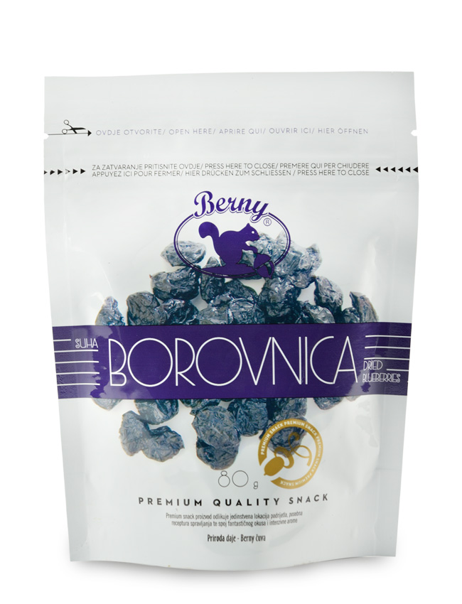 Berny - Dried blueberries