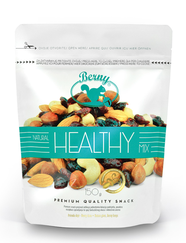Berny - Healthy mix