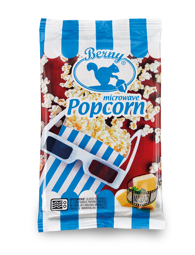 Berny - Pop Corn
